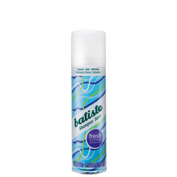 Batiste Fresh - Shampoo Seco 150ml