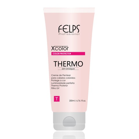 Felps XColor Thermo - Creme de Pentear 200ml