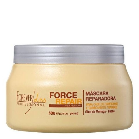 Forever Liss Force Repair - Máscara 500g