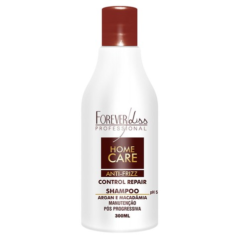 Forever Liss Home Care Anti-Frizz - Shampoo 300ml