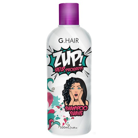 G. Hair Zup Help Progress - Shampoo 500ml
