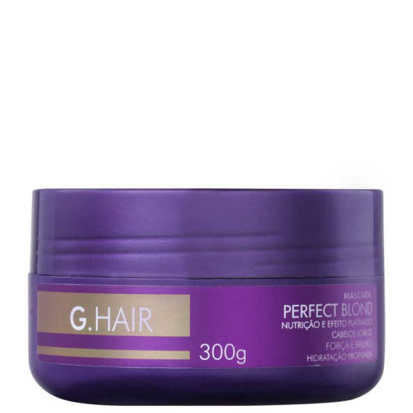G. Hair Perfect Blond Home Care - Máscara 300g