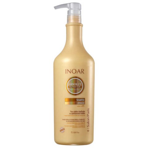 Inoar Absolut Daymoist Clr Shampoo 1000ml