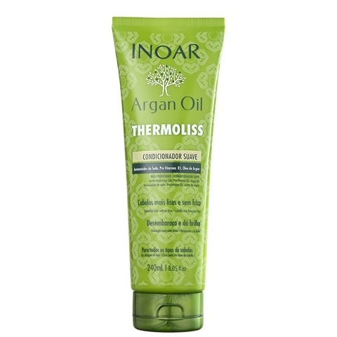 Inoar Argan Oil Thermoliss Condicionador 240ml
