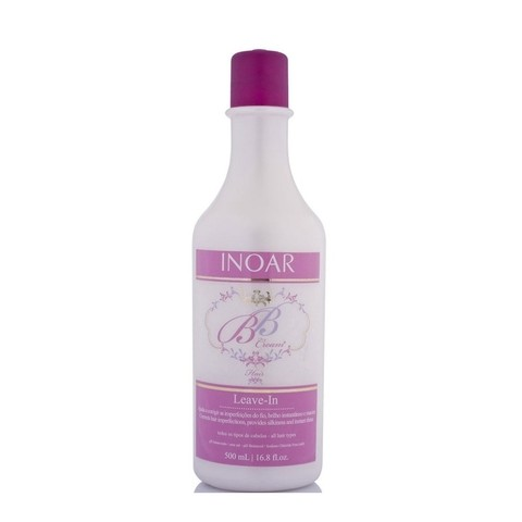 Inoar Bb Cream Hair Leavein Finalizador 500ml