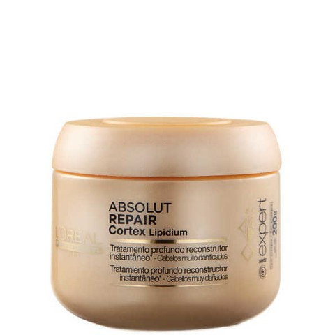 L'Oréal Absolut Repair Cortex Lipidium Instant Reconstructing Masque Máscara 200g