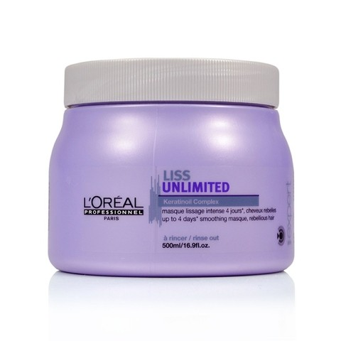 L'Oréal Liss Unlimited Tratamento Intensivo 500g