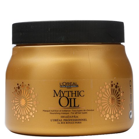 L'Oréal Mythic Oil Masque Máscara de Tratamento 500ml
