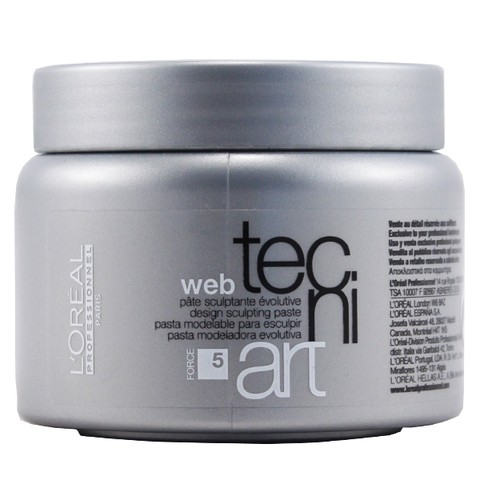 L'Oréal Tecni Art A. Head Web Force 5 Pasta Modeladora 150ml