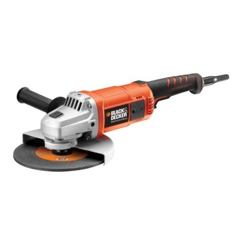 AMOLADORA 8400 RPM 2200W BLACK & DECKER