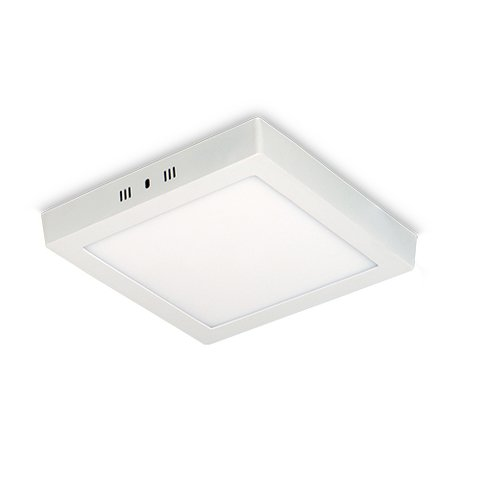 PANEL LED CUADRADO BLANCO D/APL NEUTRA 22.5X22.5CM SAN JUSTO