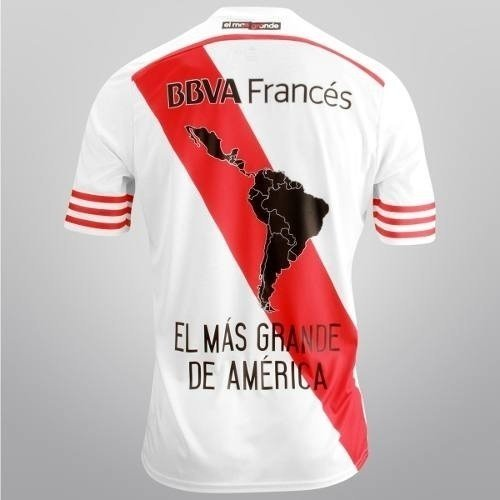 Estampado River Campeon Libertadores 2015