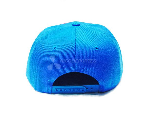 Gorra Snap PERSONALIZABLE - nicodeportes