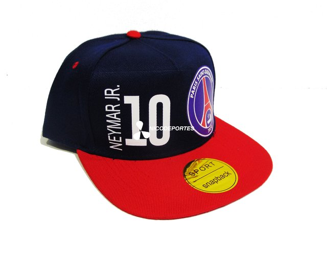 Gorra Snap PARIS SAINT GERMAIN en internet