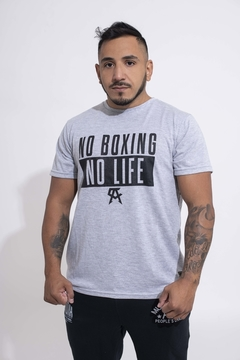 REMERA NO BOXING NO LIFE CANELO