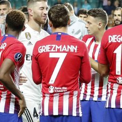 Estampado 7 GRIEZMANN ATLETICO MADRID