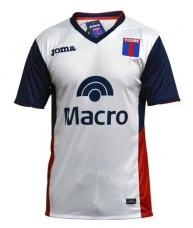 Camiseta Tigre Joma 2017/18 Alternativa