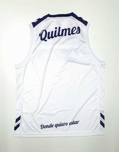 Musculosa Quilmes Hummel 2019 - nicodeportes