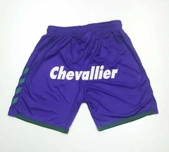 Short Banfield Alternativo Violeta Hummel 2019 - nicodeportes