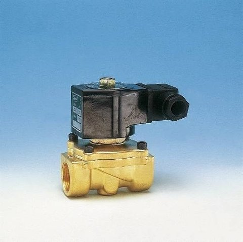 Válvula A Solenoide Jefferson 1335 1/2  Uso Gral 1335bv4ina