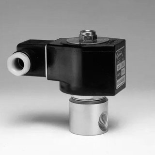 Valvula A Solenoide Jefferson 1/4 Inox  Teflon 1327it302