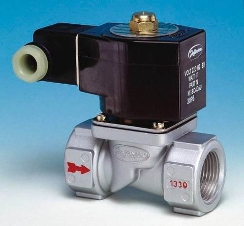 Válvula A Solenoide Jefferson 1330 1/2  Gas Natural 1330la04