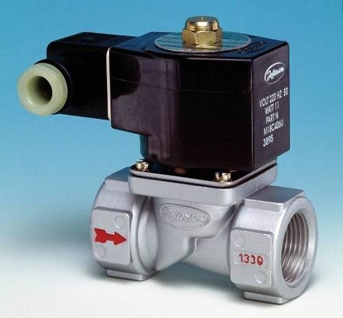 Válvula A Solenoide Jefferson 1330 1 Gas Natural 1330lar08na