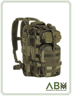 MOCHILA INVICTUS ASSAULT -  CAMUFLAGEM FRÂNCES