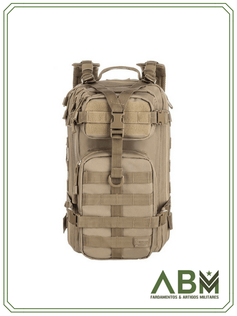 mochila invictus assault coyote