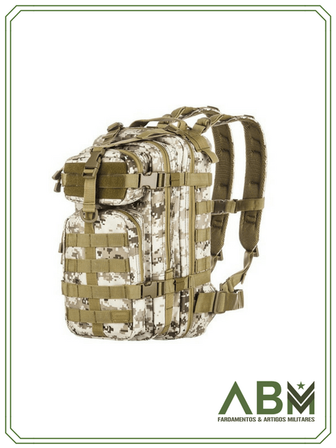 MOCHILA TÁTICA ASSAULT DESERT DIGITAL- 30L