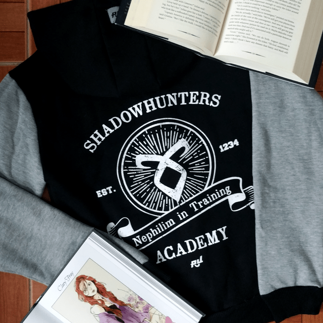 Campera Nephilim in training - Shadowhunter - comprar online