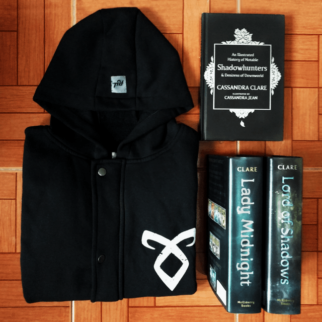 Campera Nephilim in training - Shadowhunter en internet