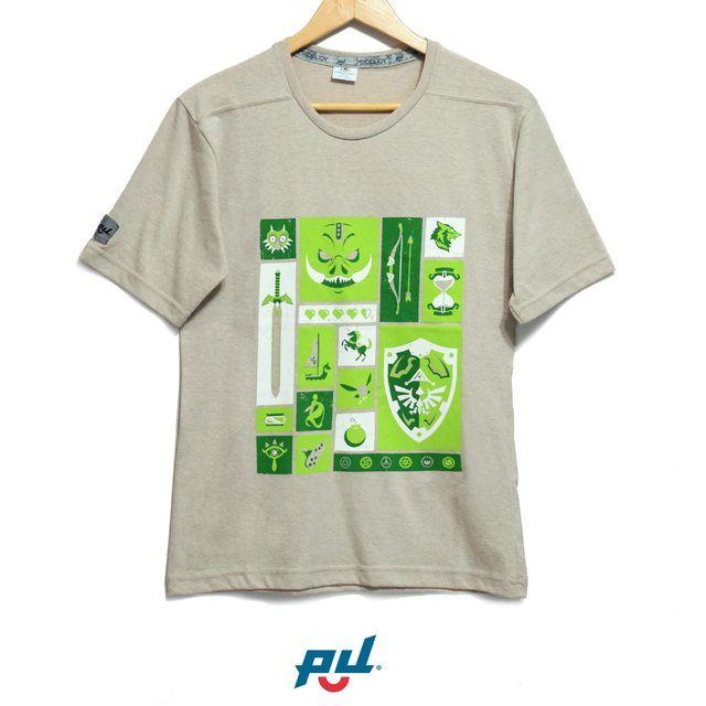 Remera Legend of Zelda en internet