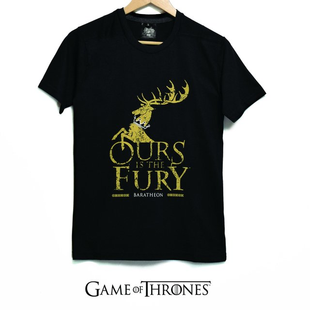 Remera Ours Is The Fury - comprar online