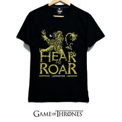 Remera Hear Me Roar