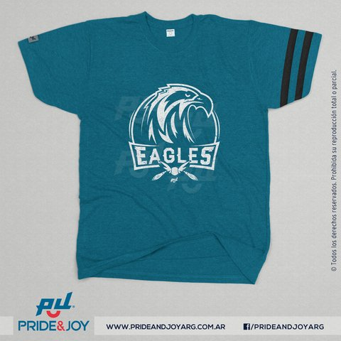 Remera Team Eagles
