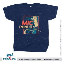 Remera Mic Punch by Boffe GP