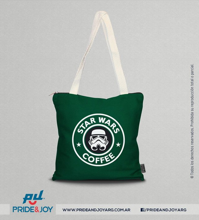 Bolso Star Wars Coffee