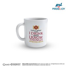 Tazas Game Of Thrones - Pride & Joy