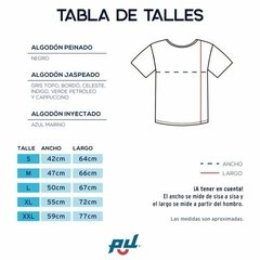 Remera Be there en internet