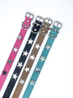 STARS SOLO COLLAR - PAM * Peek and Miis - Boutique Mascotera-*