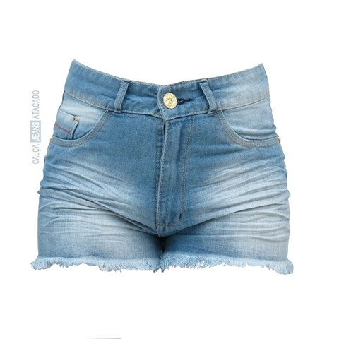 Short Adulto Hot Pants - Pátria Brasil - Mod:P-5002