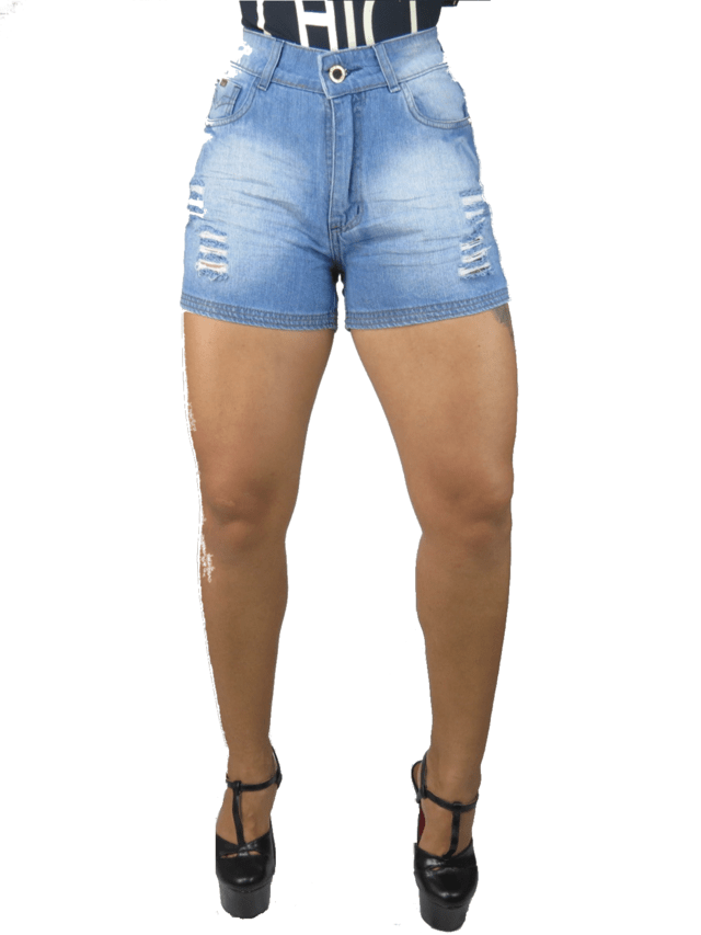 Short Adulto Hot Pants - PÁTRIA BRASIL - P-5050