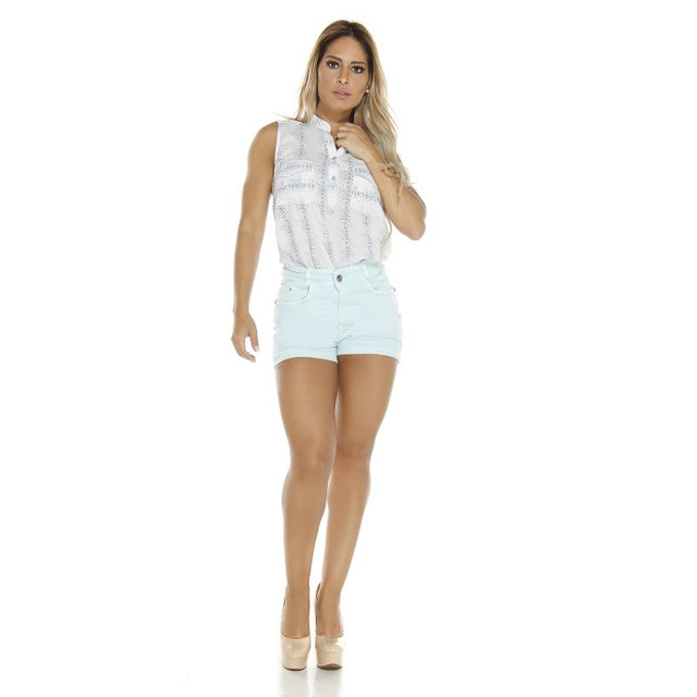 Short Adulto Hot Pants - Lady X - Mod:L-5022V - comprar online