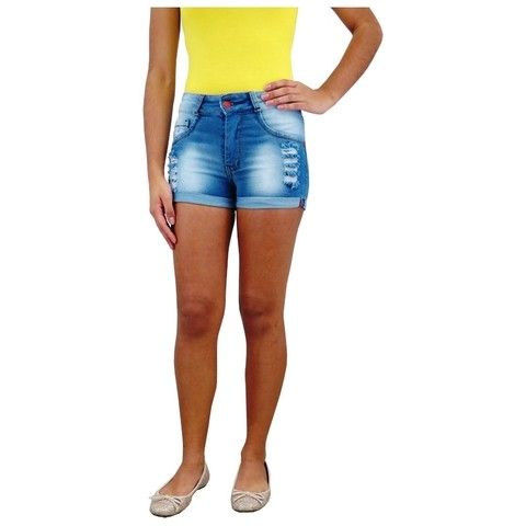 Short Juvenil - Shaft - Mod: S-5418