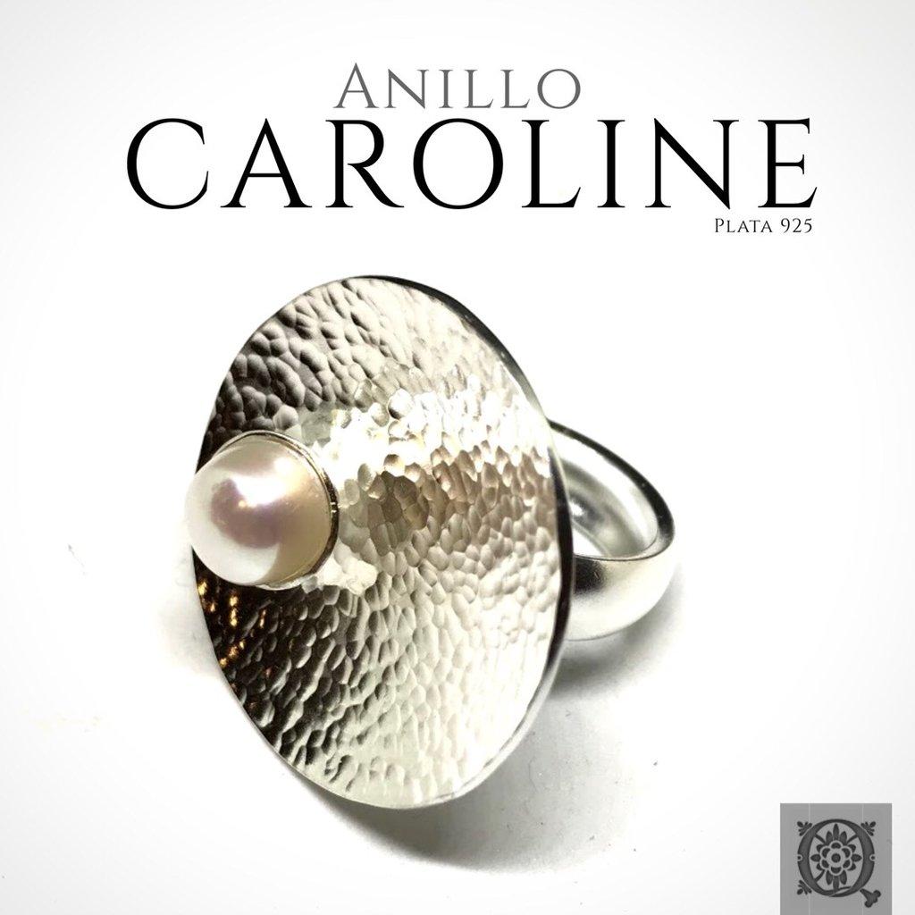 Anillo Caroline
