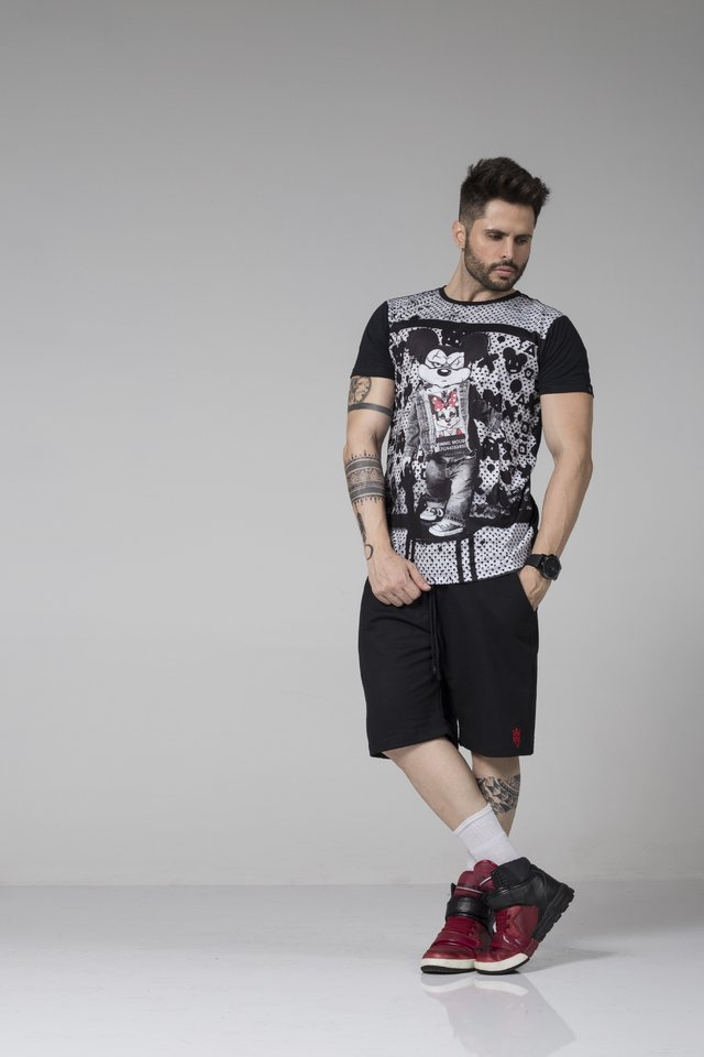 T-SHIRT MICKEY TRUSTED - comprar online