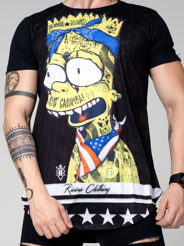 OVERSIZED BART SIMPSON