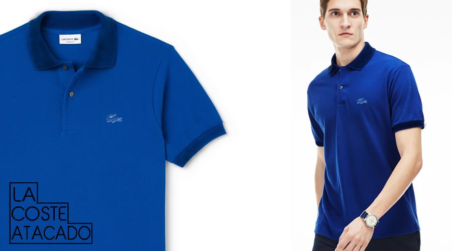 1ee485f528be1 Catálogo de Camisa polo Lacoste promoção - Masculino e feminino