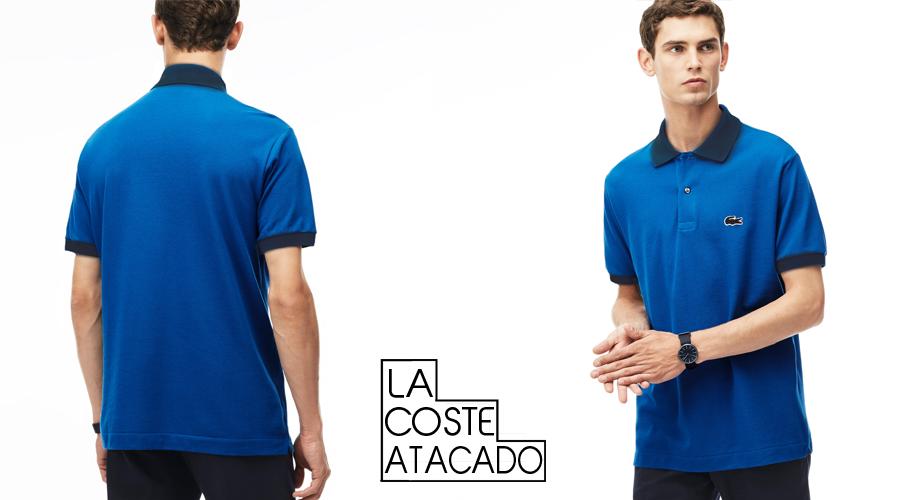Catálogo de Atacado Polos Lacoste Original, Lacoste classic f369b22b46